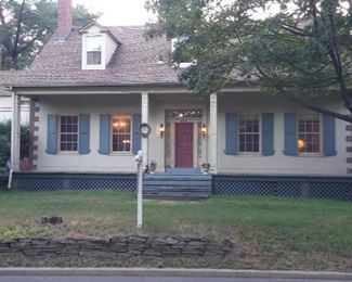 Historic Bergen County Dutch Colonial Home.