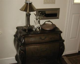Pair of Bombay Chests