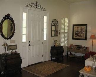 Many Decorative Mirrors