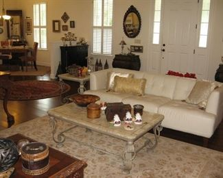 Collection of Area Rugs