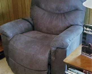 Brown Power lift chair $150