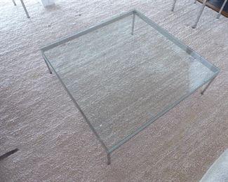 Florence Knoll Table; very minimal wear.