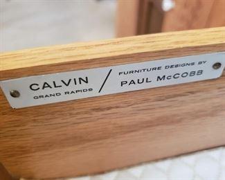 MCM Paul McCobb for Calvin Furniture sideboard w/ pad