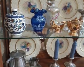 Victorian to vintage china & glass