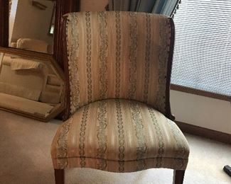 One of A Pair of Chairs