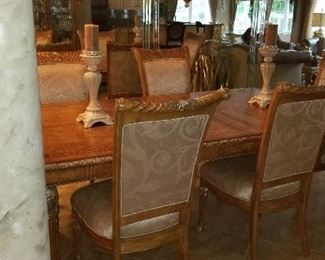 dining table for (6)