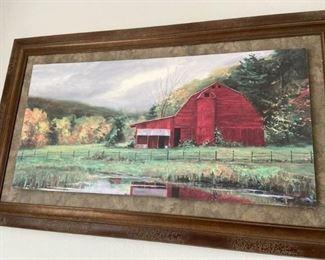 001 Vermont Barn Art