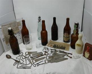 005 Cutsch Brewing Company Sheboygan Vintage Bottle Lot