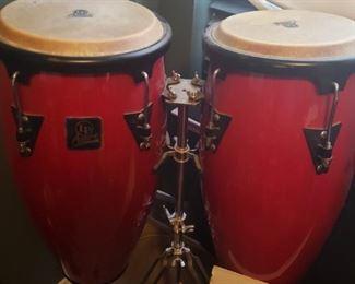 $350   Bongo Drum Pair