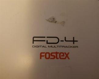 $75     Fostex FD-4