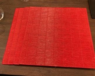 Sybaritic Ind. NYC Luxury Placemats