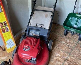 Toro Recycler Lawn Mower