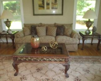Thomasville Living Room Suite