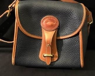Blue Dooney Bourke Handbag