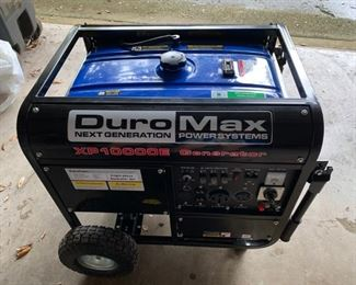 Duro Max Generator $750 Like New