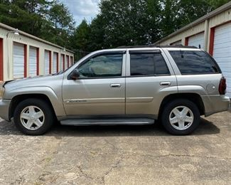 Call Diane to Purchase 205 799-4166.                         2003 Chevrolet Trailblazer LTZ 163,283 miles In really good condition  $3,500
