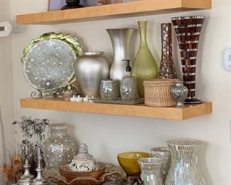 Vases & home decor