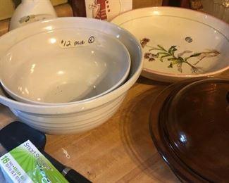 Bowls $3pair