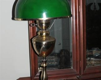 A PAIR OF THESE FLASHY LAMPS.