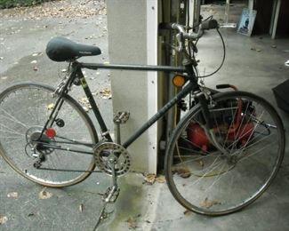 Vintage John Deere bicycle