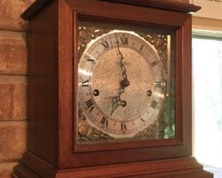 Working Howard Miller Shelf clock