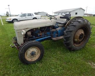 Ford 8N-C Tractor