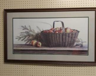 Pauline Campanelli: Apples in Basket