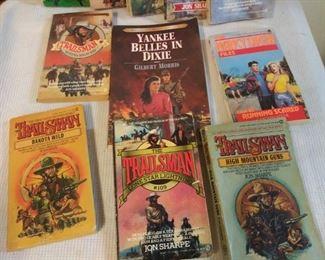 Trailsman Book Lot