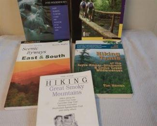 Hiking Book Lot