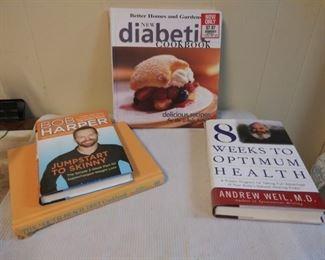 Health Book Lot