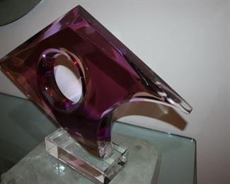 Acrylic Sculpture by Schlomi Haziza