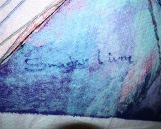 Fiber Art Tapestry – Smadar Livne