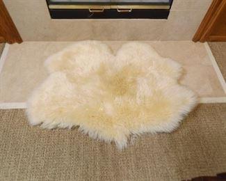 Genuine Sheepskin Rug