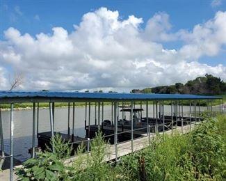 10 Slip Boat Dock