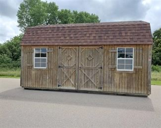 18ft x 12ft Shed