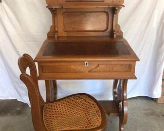 Antique Eastlake Writing Desk