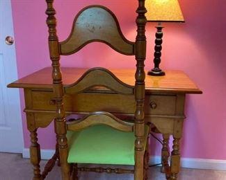 Baker Desk Plus Chair
