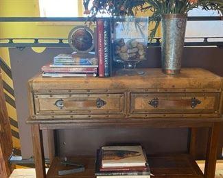 Rustic Sideboard $35