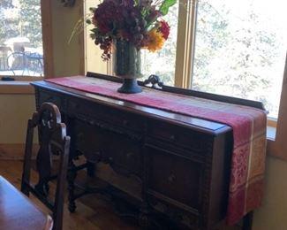 Buffet table $500