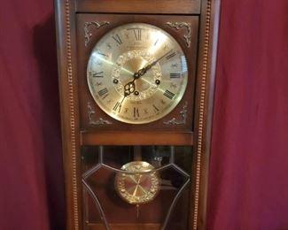 Anker Original Black Forest Wall Clock