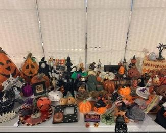 Halloween Pumpkin Decor