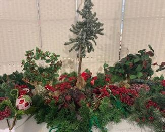 Christmas Table Top Decor