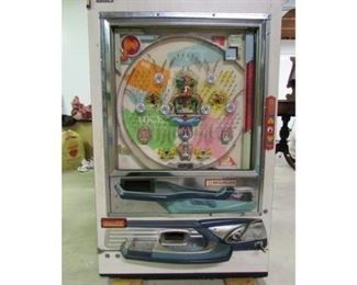 1960s Nishijin Super DX Japanese Panchinko Pinball Game