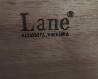 Lane 5 drawer dresser