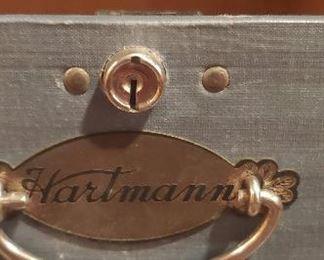 1900's Hartmann Rite Hite Steamer Trunk