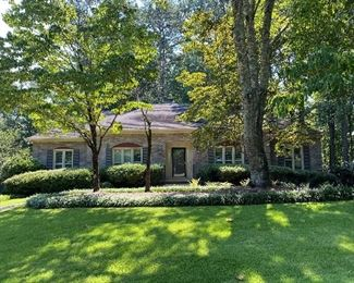 This home is gorgeous inside and out and about to go on the market! Wonderful area surrounding the Riverchase Country Club with street after street of well kept homes.