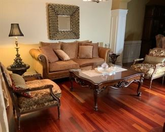 Luxury Furniture by Bernhardt, Hooker, Old Hickory Tannery & More.