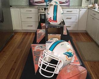Miami Dolphins memorabilia