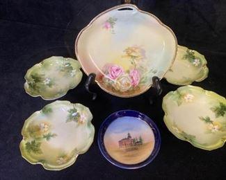 004mEnglish  German Porcelain