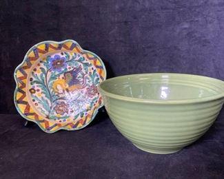 008m Large Bauer Bowl  More